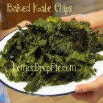 Veggie Snackdown! Kale Vs. Zucchini Chips
