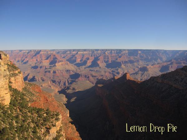 Grand Canyon morning