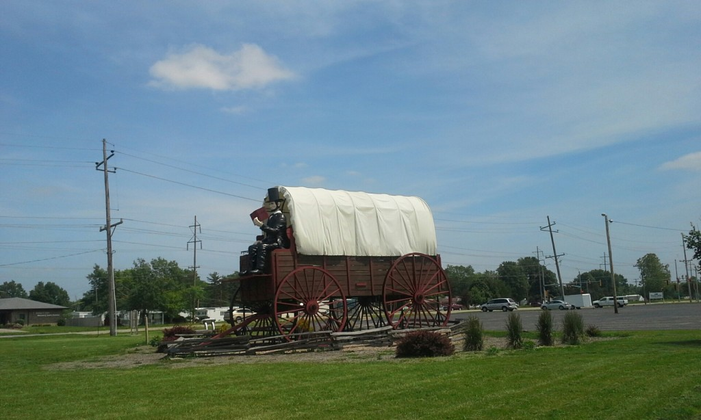 world's largest covered wagon