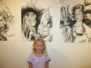 Heather's exhibit