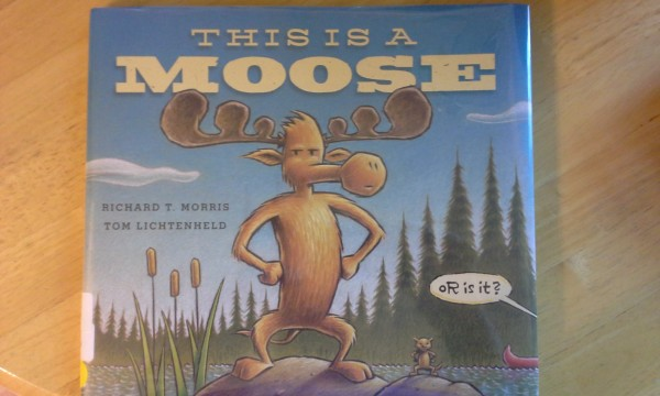 library moose book