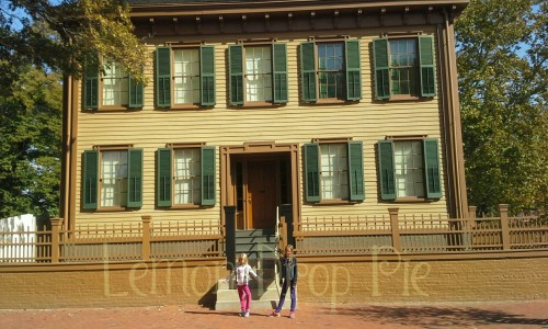Lincoln's House