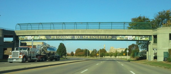 Wecome to Springfield